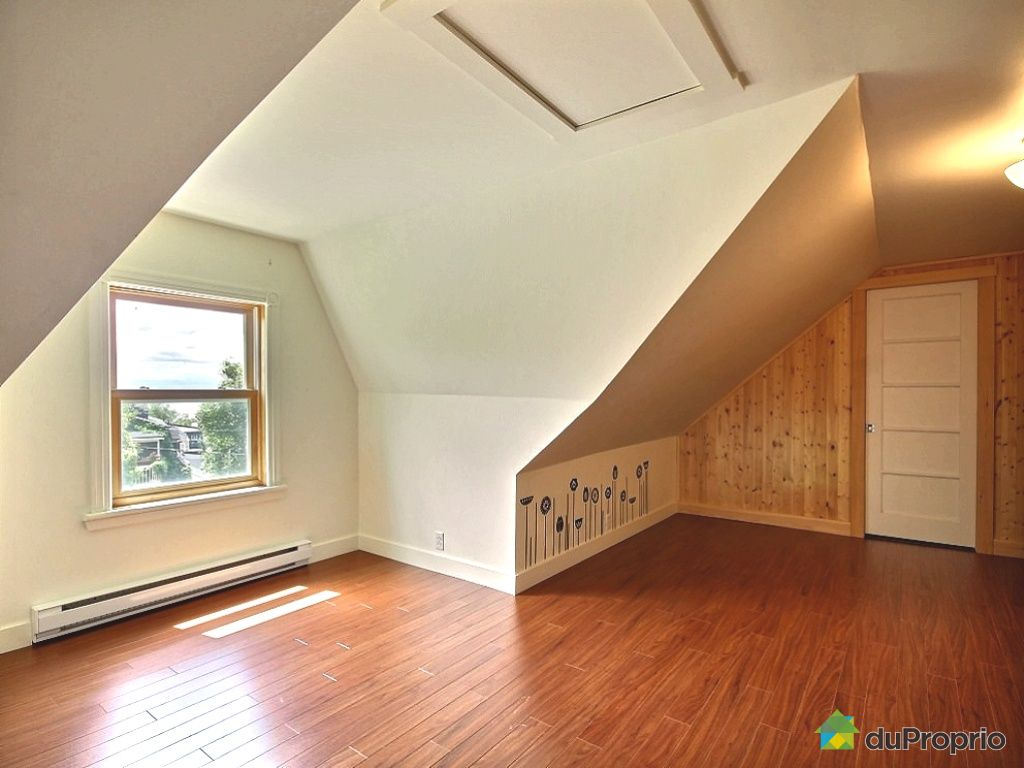 Maison vendu l vis immobilier qu bec duproprio 422003 for Chambre a quebec