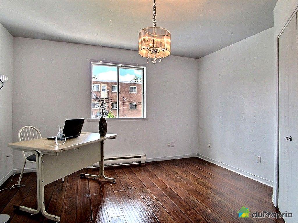 Maison vendu montr al immobilier qu bec duproprio 543578 for Chambre en ville vidal
