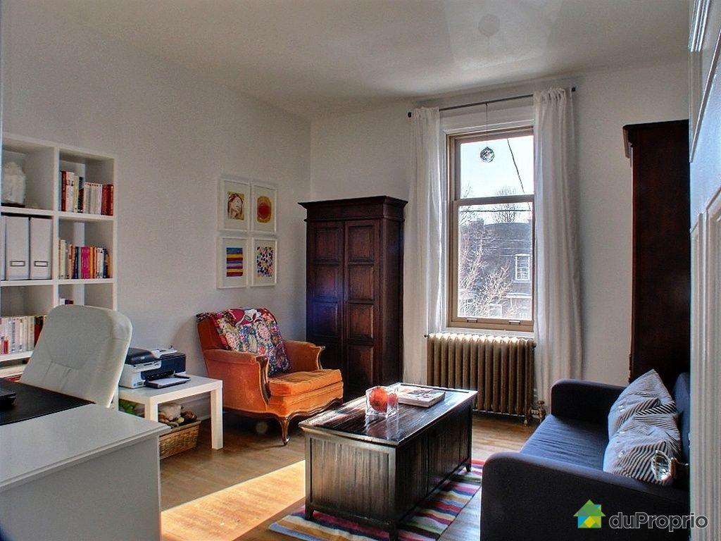 Maison vendu montr al immobilier qu bec duproprio 317721 for Chambre en ville vidal