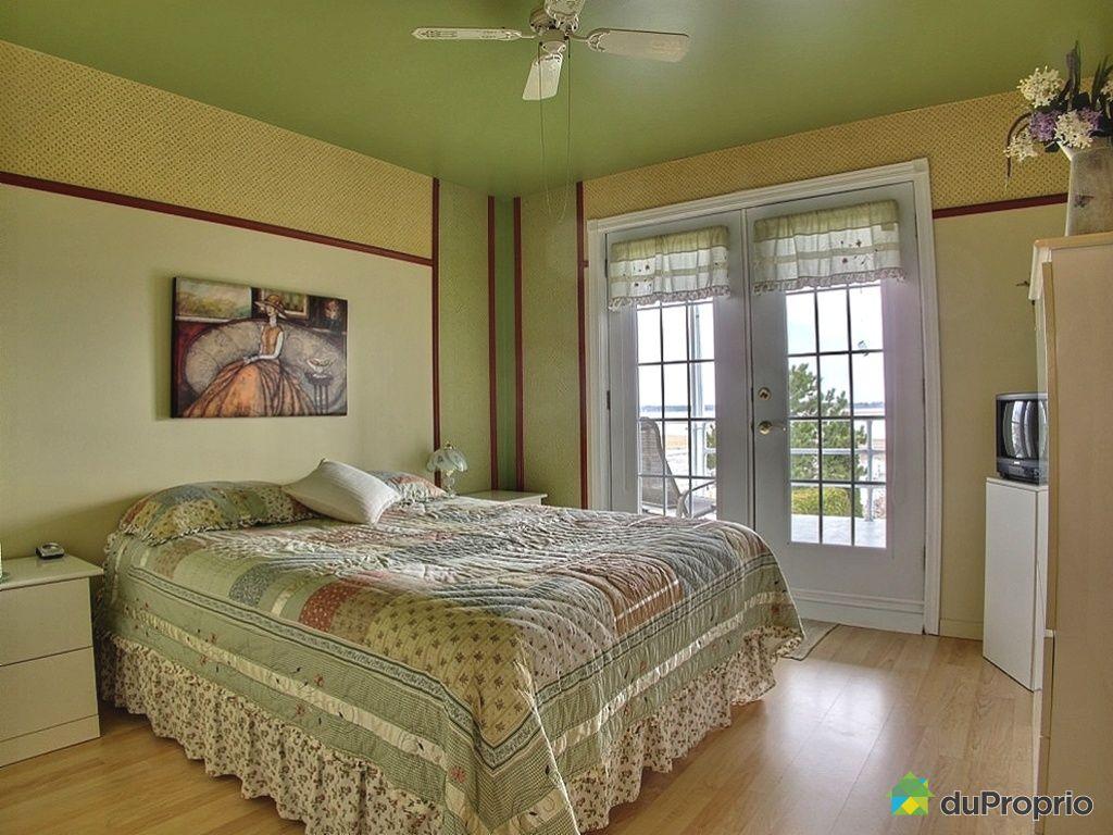 Maison a vendre interieur chambre for Decoration chambre quebec