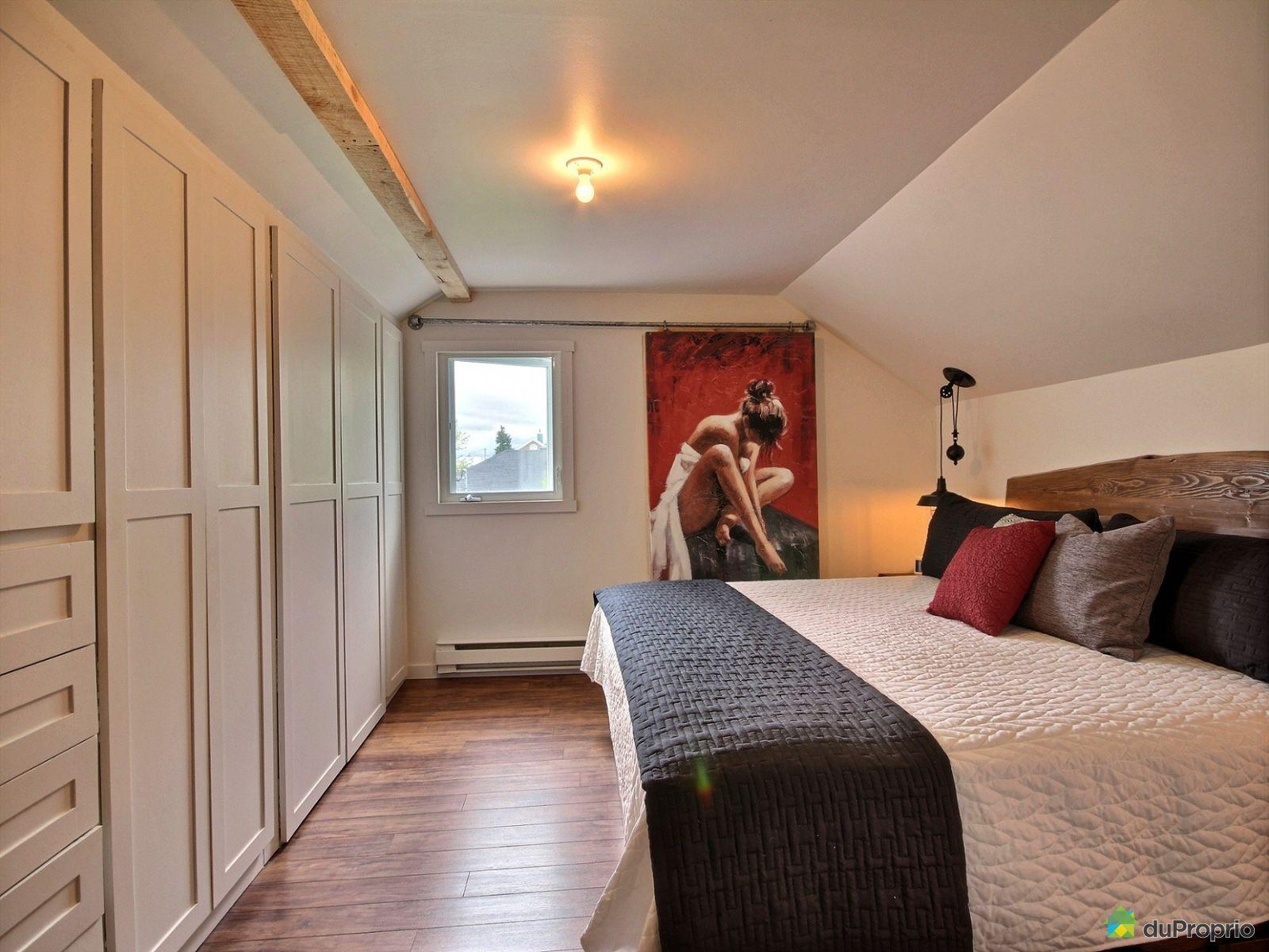 Maison vendre la dor 5371 rue des peupliers for Chambre walk in