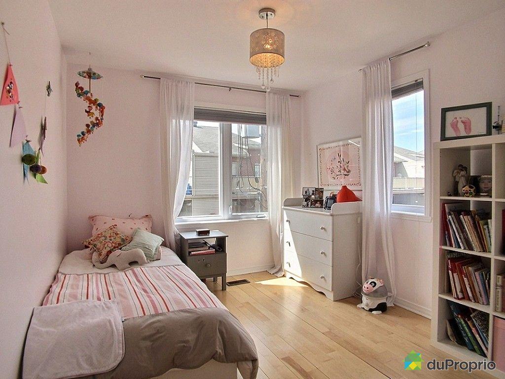 #953B36 Jumelé Vendu Montréal Immobilier Québec DuProprio 518332 2569 Petite Chambre Sous Sol 1024x768 px @ aertt.com