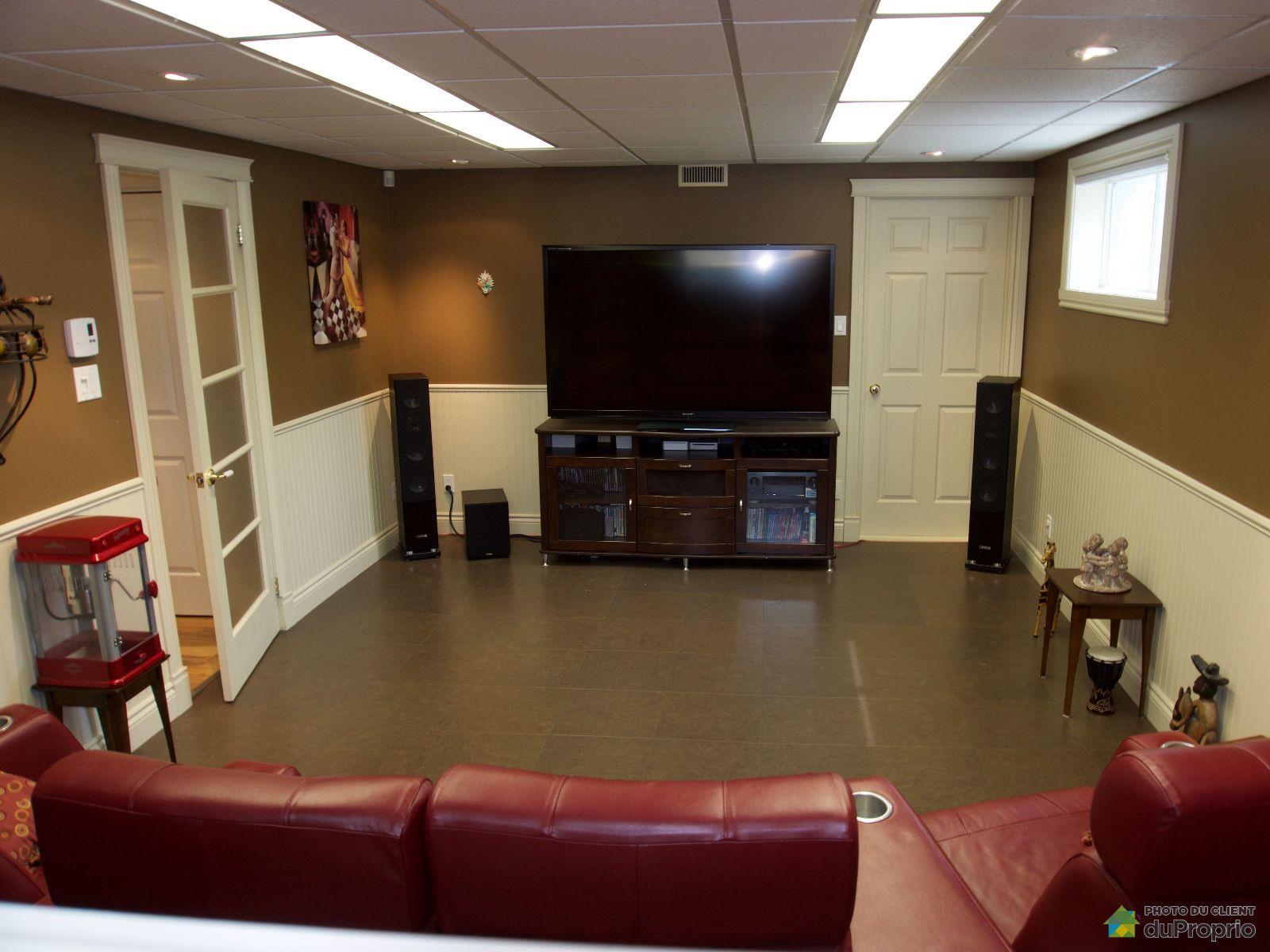 cinema maison maison a un etage et demi a vendre baie comeau quebec province 1600 6060478 19 Luxe Demi Armoire Cuisine Hiw6