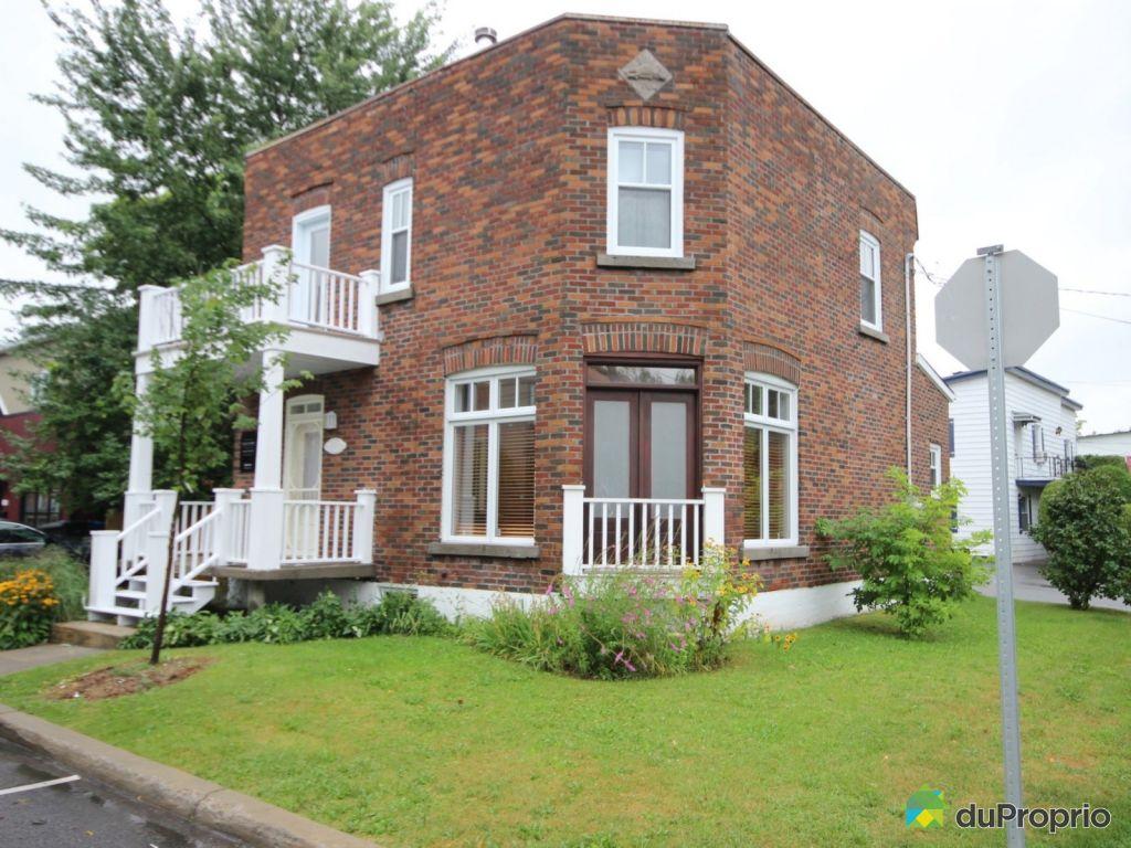Maison vendre terrebonne 192 rue saint joseph for Achat de maison quebec