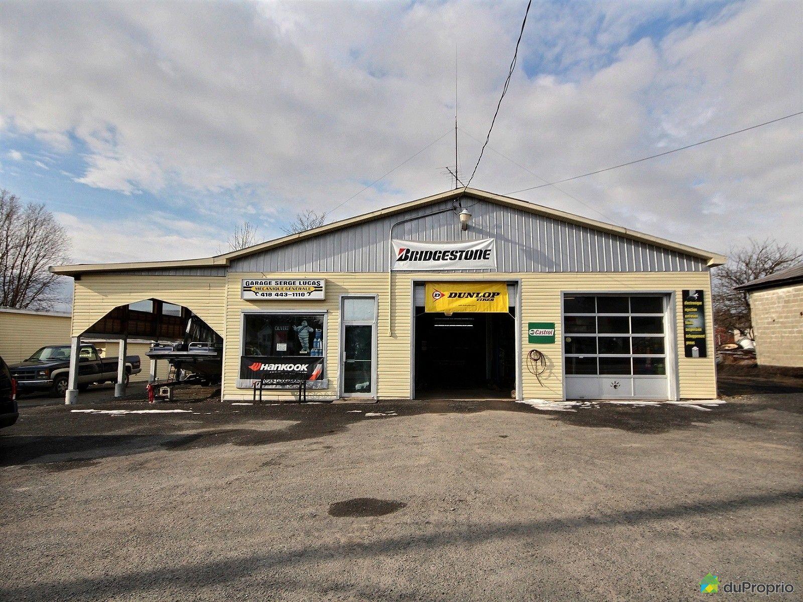 200 avenue centrale nord stratford vendre duproprio - Commerce garage a vendre ...