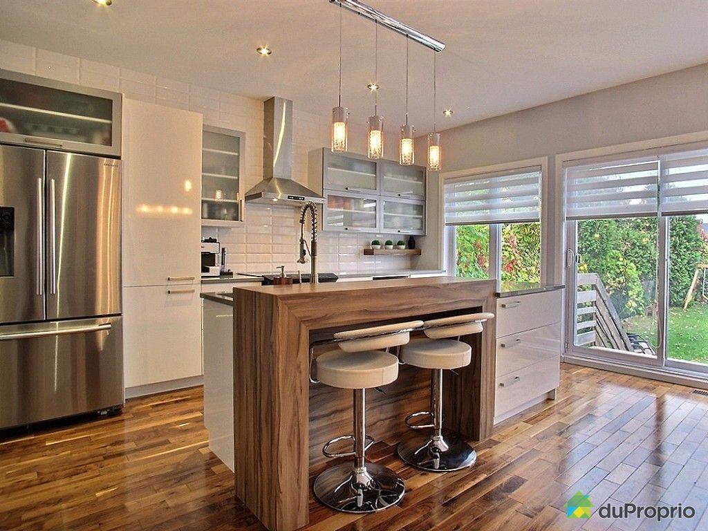 Jumel vendu brossard immobilier qu bec duproprio 557636 for Comptoir de separation cuisine