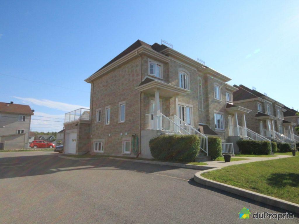 Condo vendre st eustache 216 rue des lys immobilier for Domon saint eustache qc