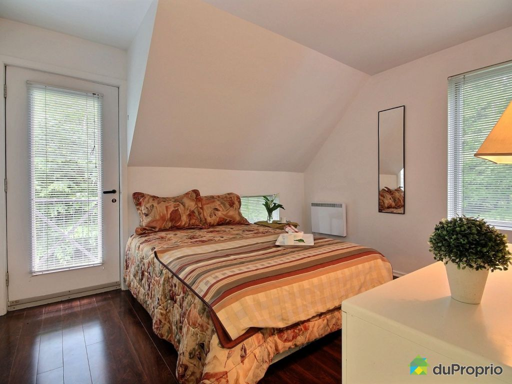 Separate Master Bedroom With Very Large Floor To Ceiling Closet (not Shown)  And Access To Second Balcony