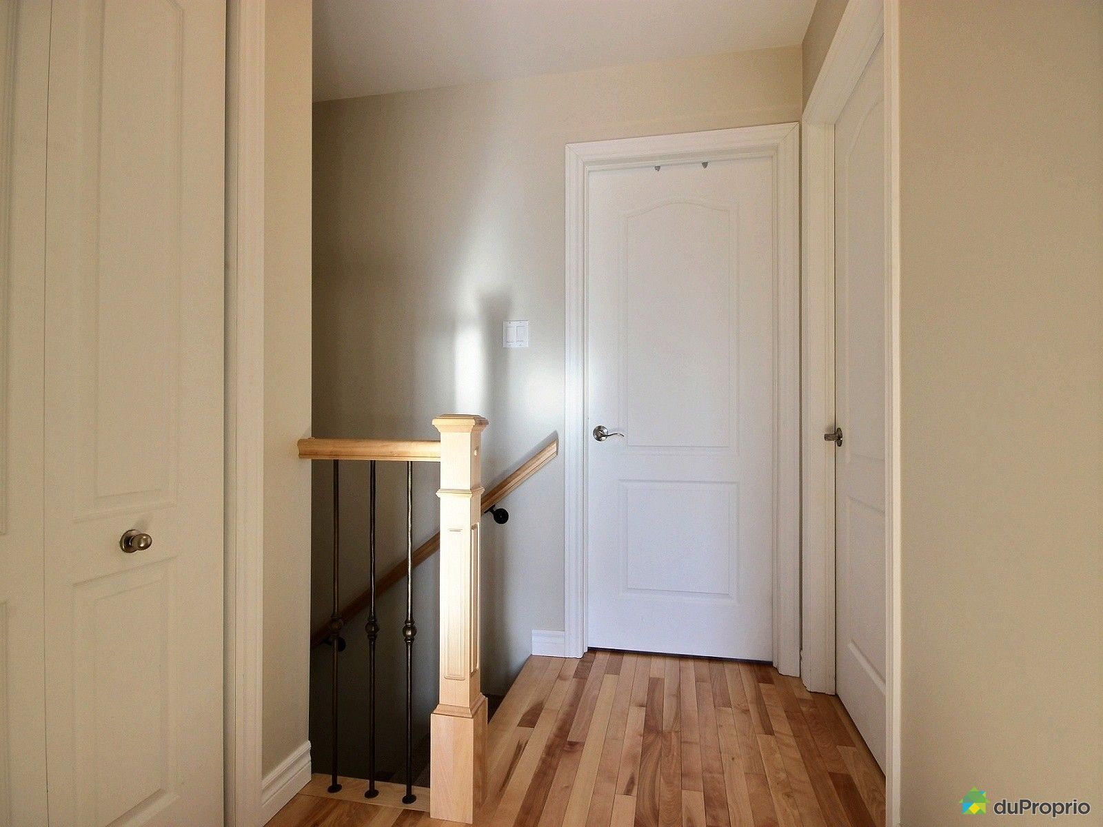 Maison vendu charlesbourg immobilier qu bec duproprio 588264 - Kleur corridor appartement ...