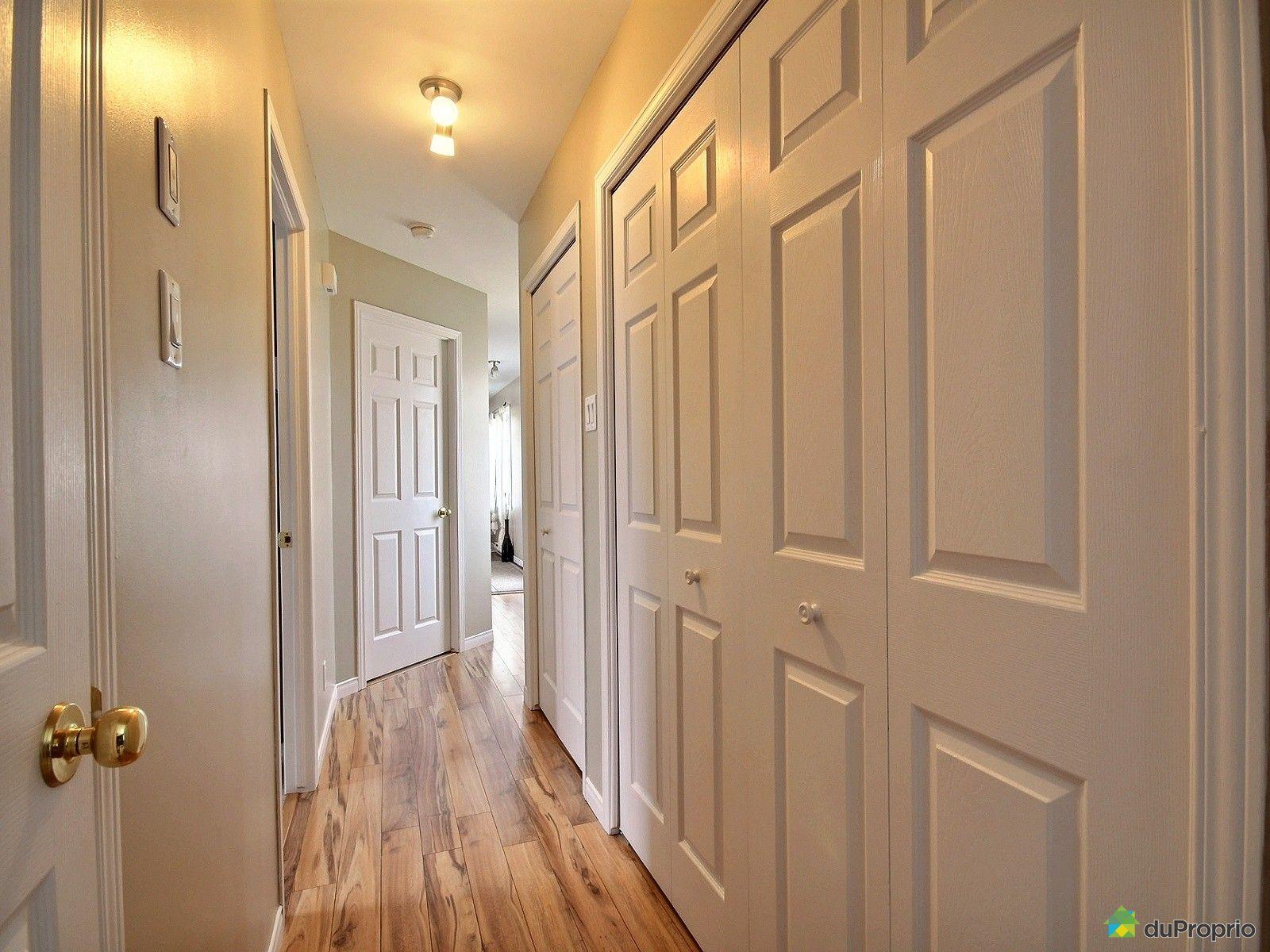 Maison vendu beauport immobilier qu bec duproprio 516876 - Kleur corridor appartement ...