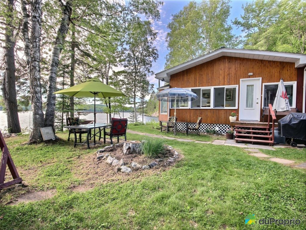 chalet 224 vendre lac cayamant 81 chemin bellevue immobilier qu 233 bec duproprio 703677