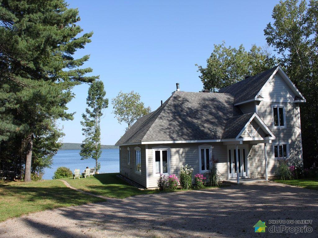 maison vendre nominingue 3074 chemin du tour du lac. Black Bedroom Furniture Sets. Home Design Ideas