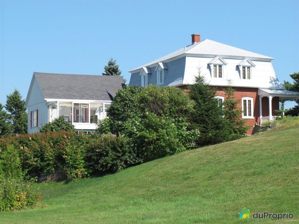 maison vendu rimouski immobilier qu bec duproprio 449959. Black Bedroom Furniture Sets. Home Design Ideas