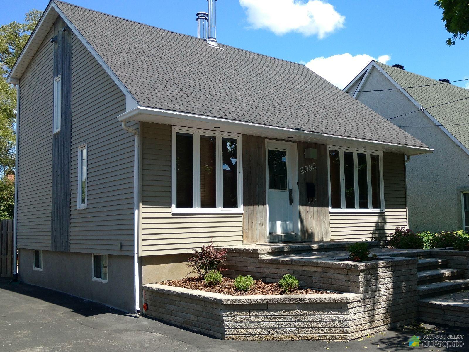 maison vendre montr al 2095 rue patricia immobilier. Black Bedroom Furniture Sets. Home Design Ideas