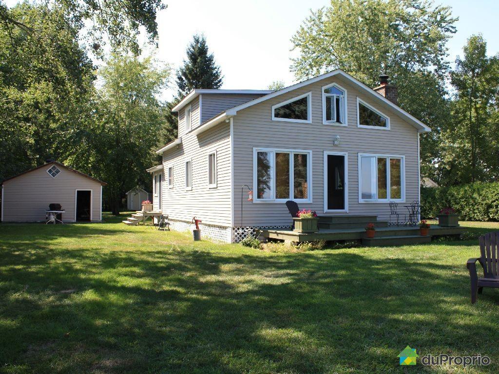 Maison vendu st georges de clarenceville immobilier qu bec duproprio 358394 - Vendre sa maison a un promoteur ...