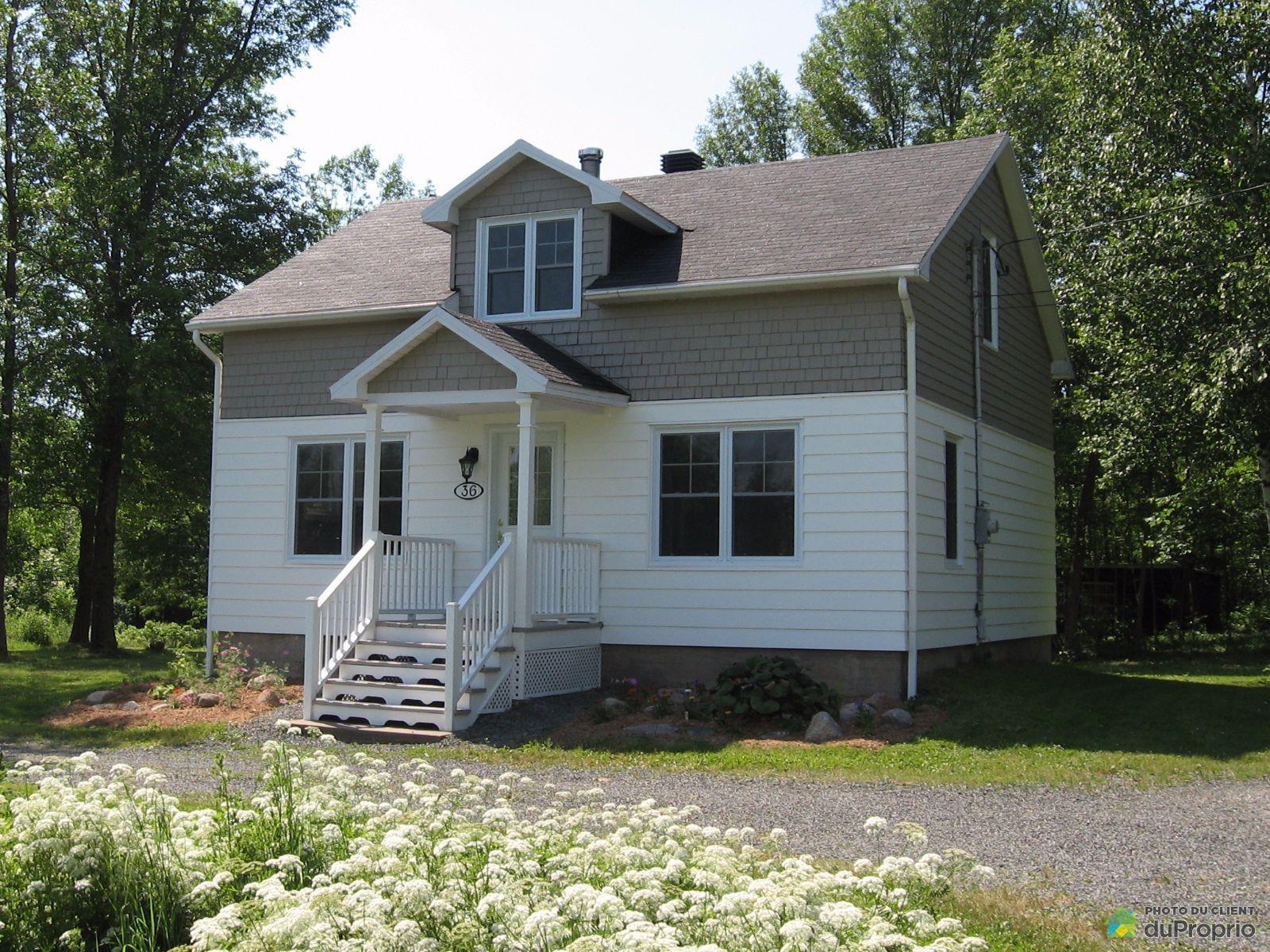 Maison Vendre Beaumont 36 Route Du Fleuve Immobilier