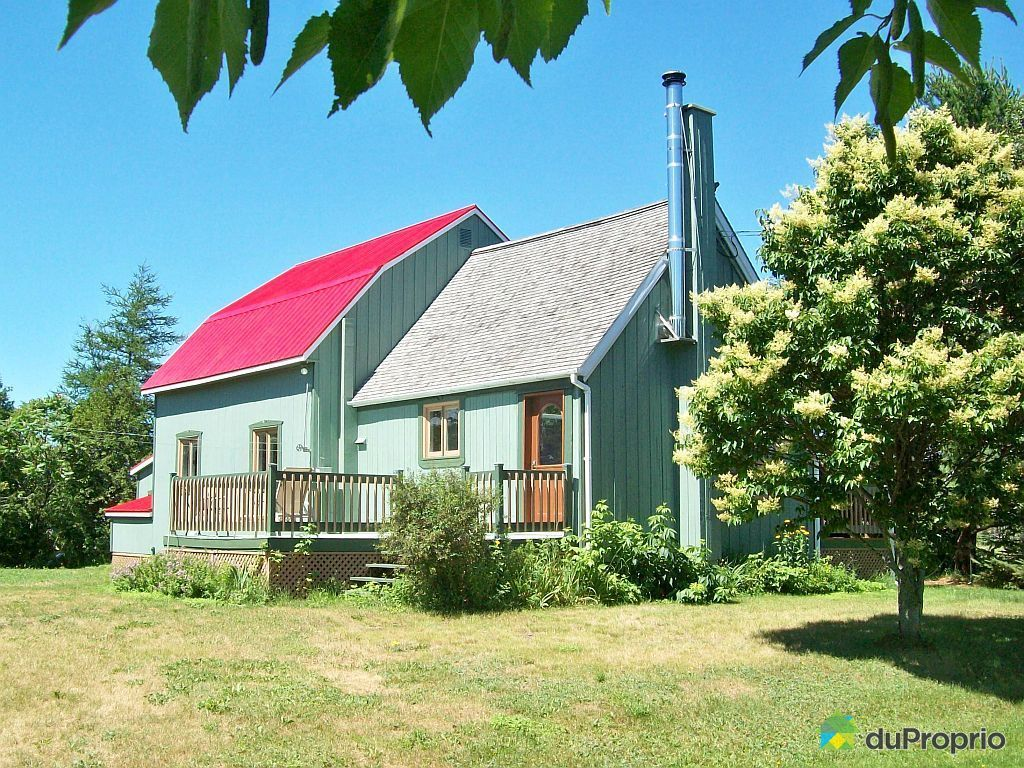 Maison vendre montmagny 434 chemin du bras saint for Achat maison montmagny