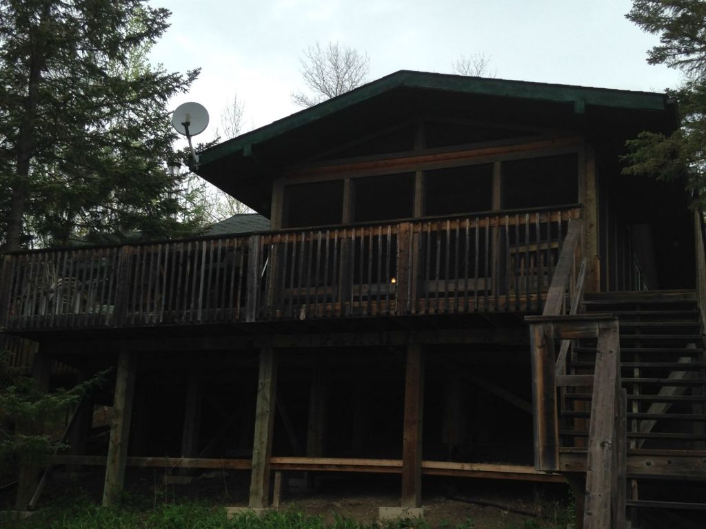 Cottage sold in bird river comfree 705016 for Cottage packages manitoba