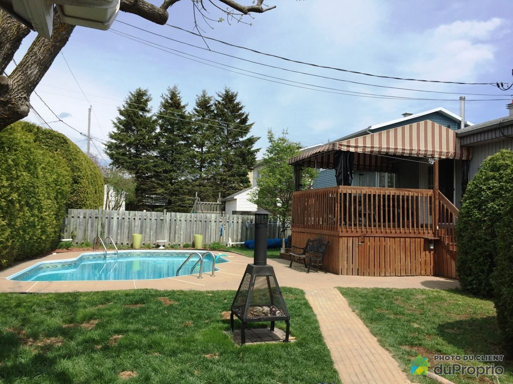 Maison vendre charlesbourg 9300 rue jean paul lemieux for Arpidrome charlesbourg piscine