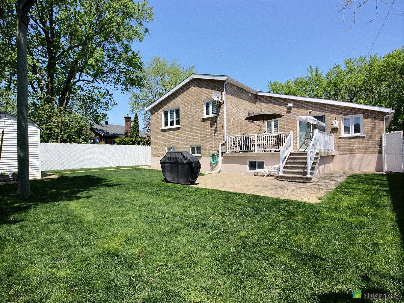 Maison vendre montr al 11752 avenue alfred immobilier for Acheter une maison a montreal