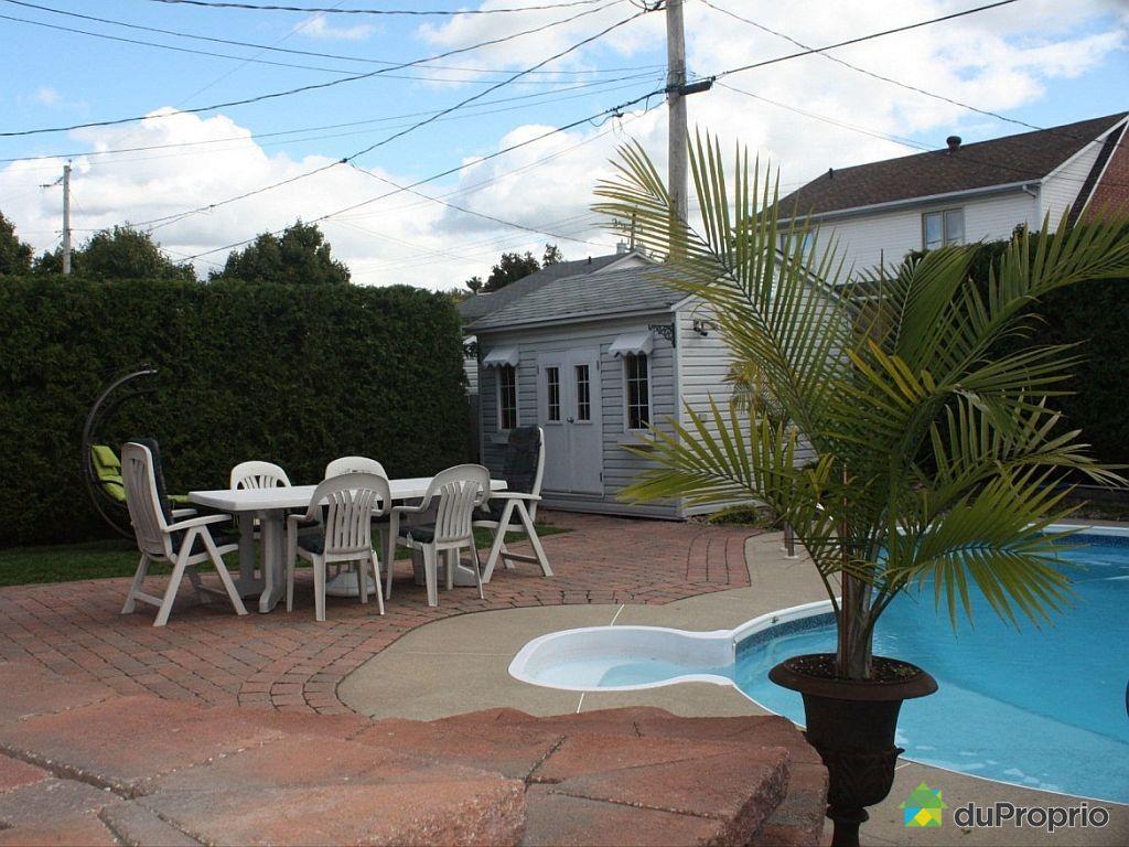 Maison vendu gatineau immobilier qu bec duproprio 318875 for Piscine radiant quebec