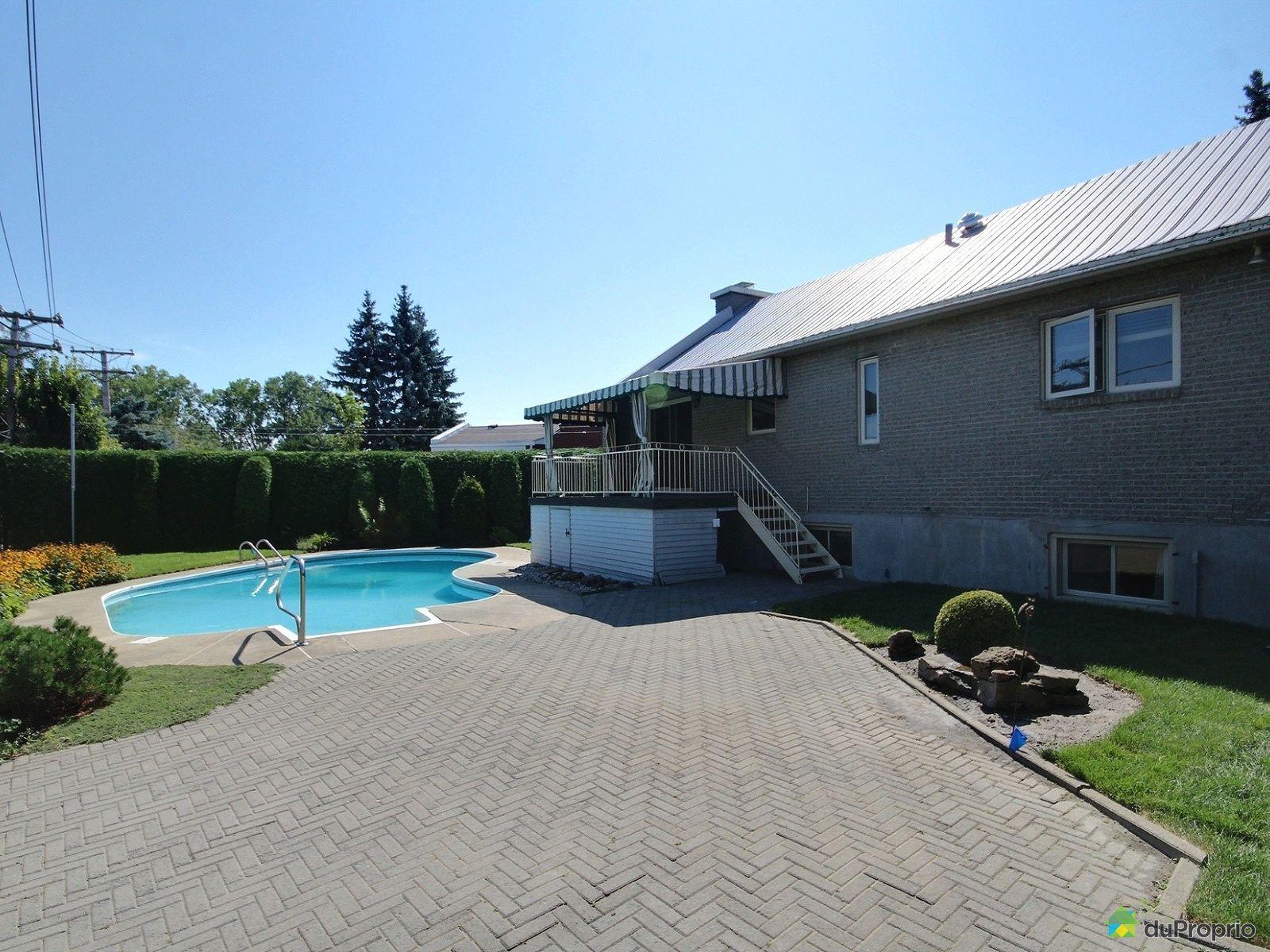 Maison vendre laval des rapides 455 rue claude melan on for College montmorency piscine