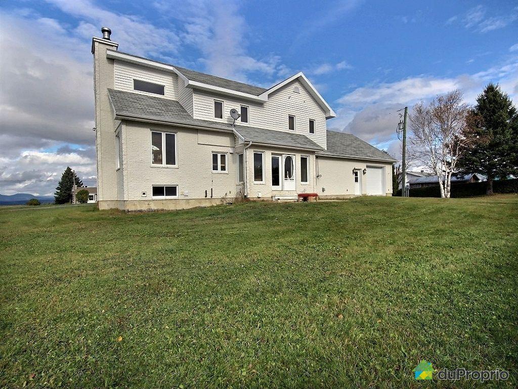 maison 224 vendre notre dame des monts 46 rang antoine immobilier qu 233 bec duproprio 465462