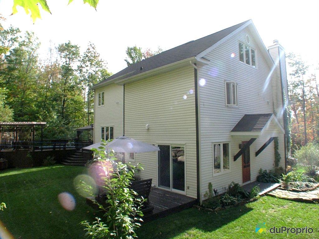 Maison vendu pr vost immobilier qu bec duproprio 281916 for Academie lafontaine piscine