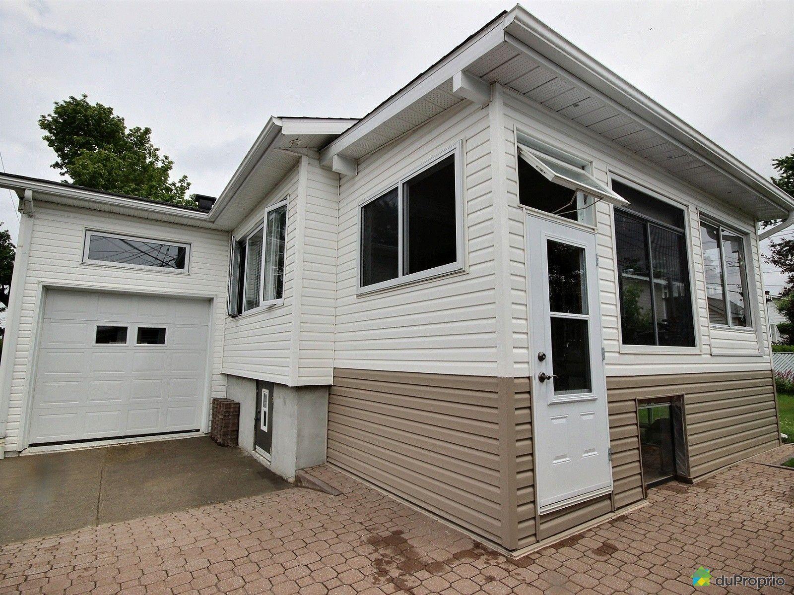 Maison vendu montr al immobilier qu bec duproprio 615075 for Cabanon canadian tire