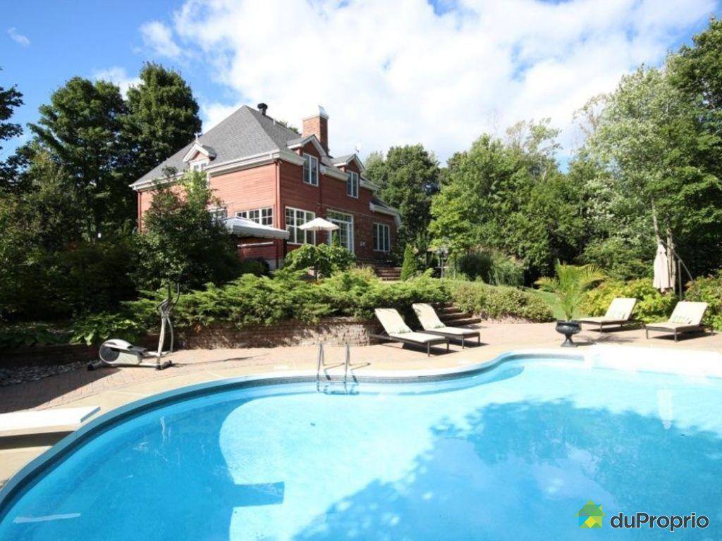 Maison vendu st j r me immobilier qu bec duproprio 417972 for Academie lafontaine piscine