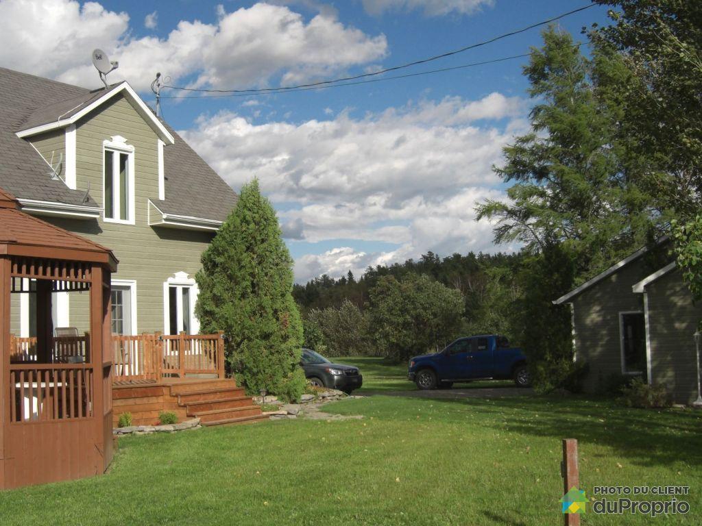 Maison de campagne vendre saguenay for Acheter une maison a la campagne