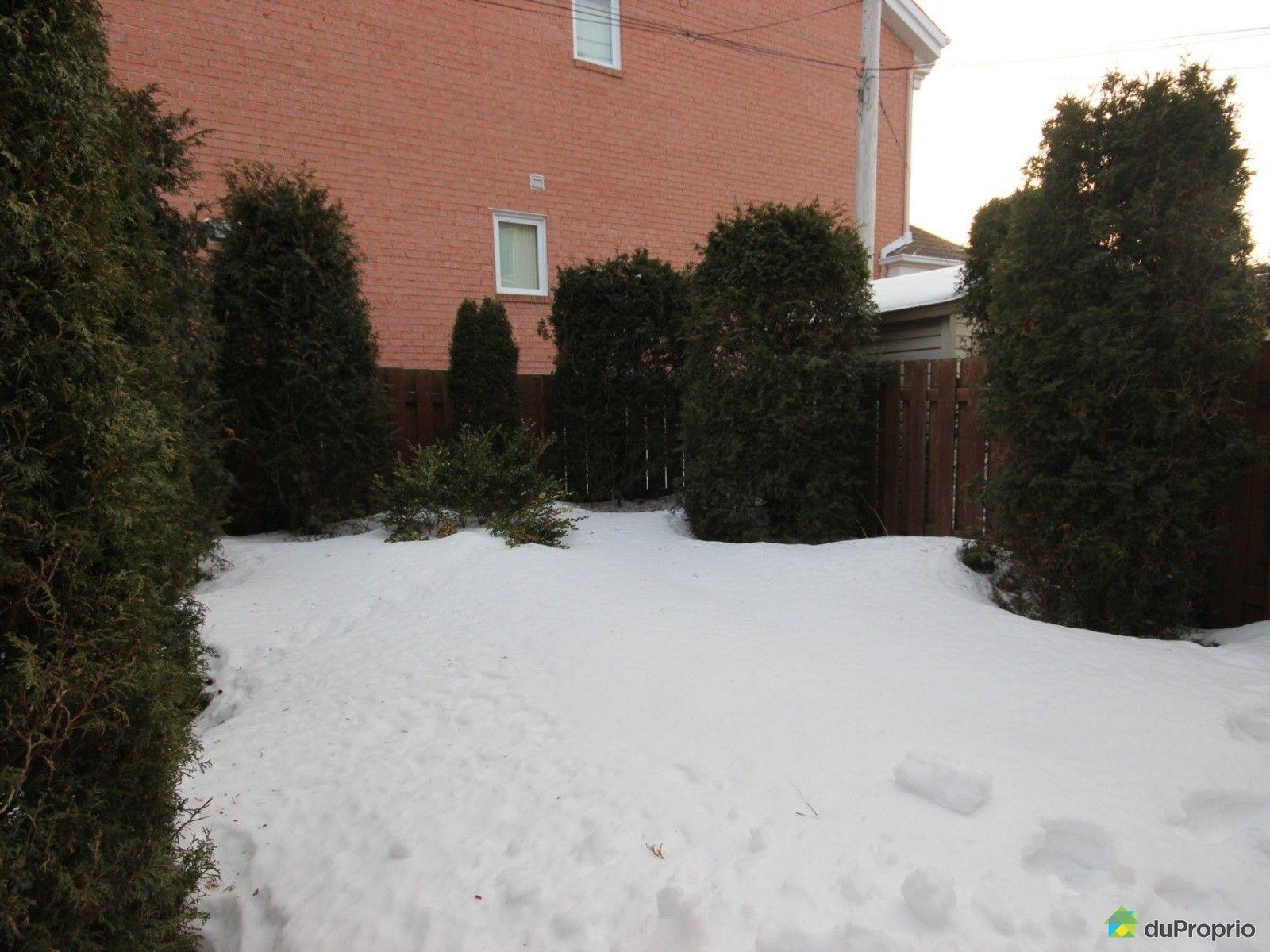 Maison vendu montr al immobilier qu bec duproprio 495556 for Alarme maison montreal