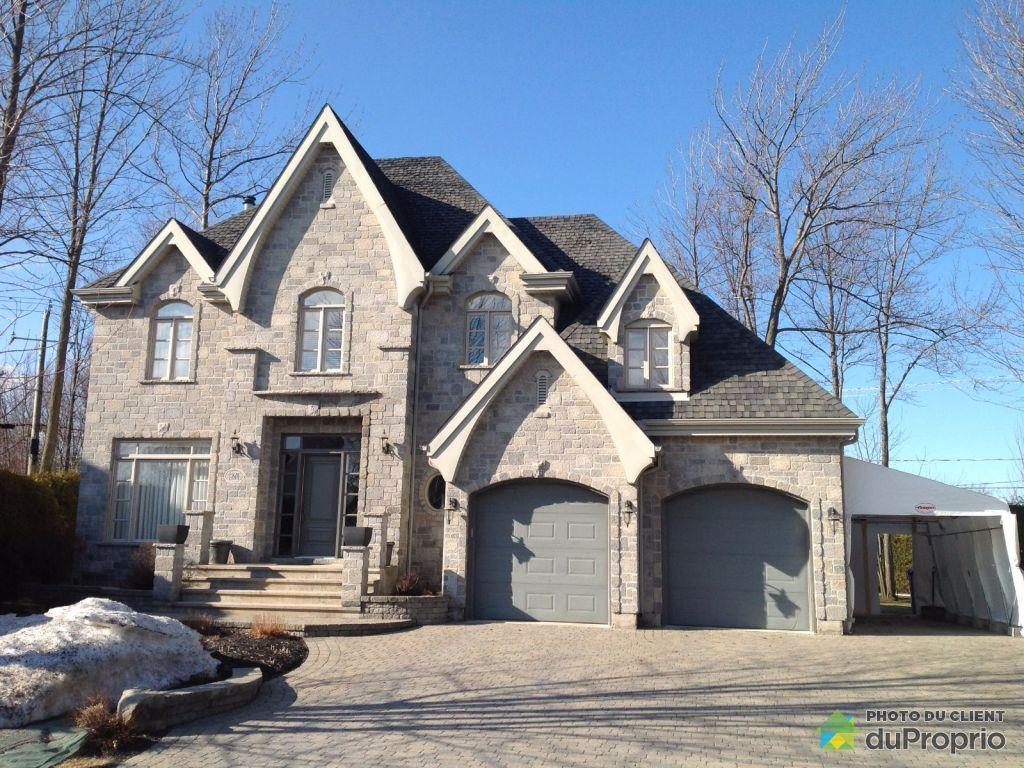 maison 224 vendre blainville 274 rue de la sarre immobilier qu 233 bec duproprio 695029