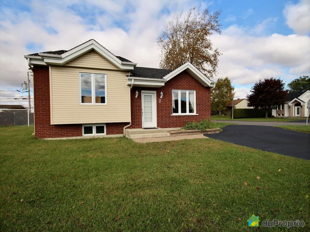 Maison vendu salaberry de valleyfield immobilier qu bec for Achat de maison quebec