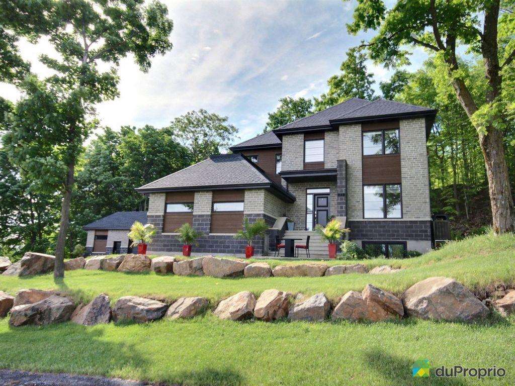 Maison vendre st joseph du lac 23 rue de la montagne immobilier qu bec - Neuvaine st joseph pour vendre sa maison ...