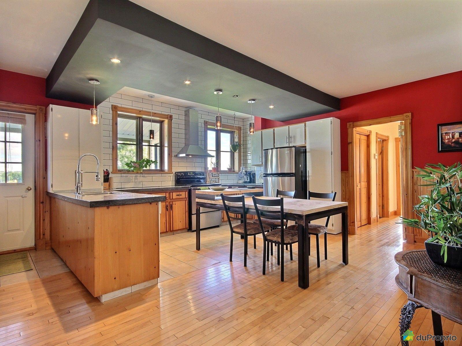 bi g n ration vendre ch teau richer 8754 avenue royale immobilier qu bec duproprio 632564. Black Bedroom Furniture Sets. Home Design Ideas
