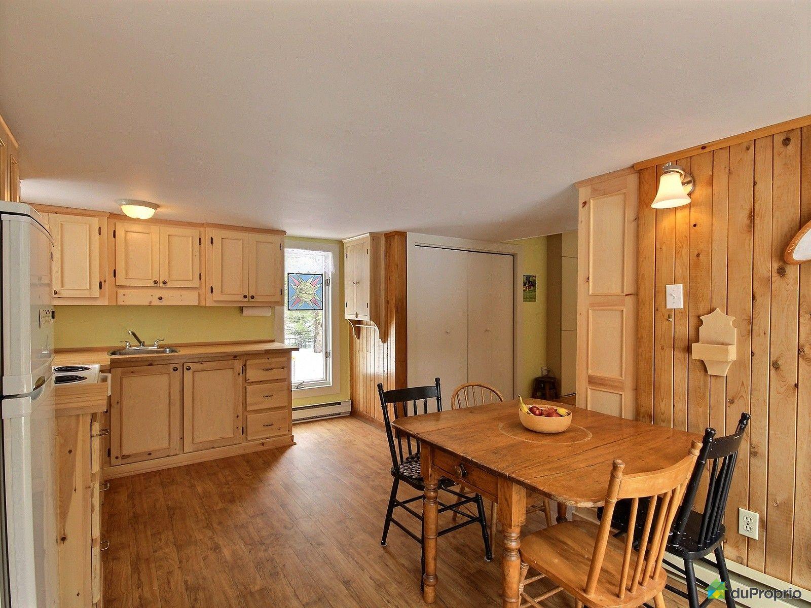 Chalet vendre st jean port joli 534 rue des bourgault - Amortissement appartement meuble ...