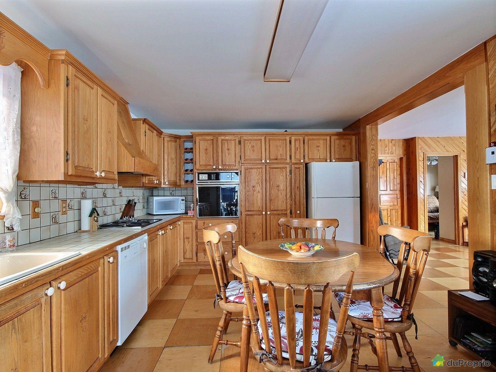 Chalet vendre ste m lie de l 39 nergie 805 chemin du lac - Amortissement appartement meuble ...