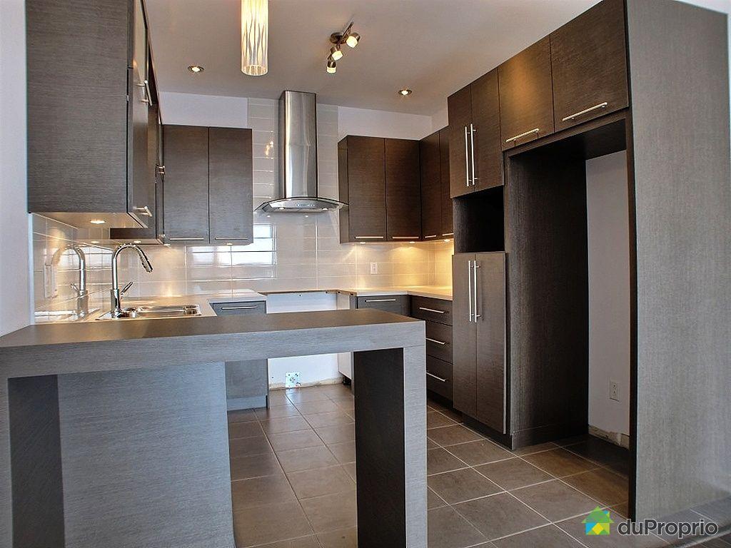 Condo vendu boucherville immobilier qu bec duproprio for Cheminee de cuisine