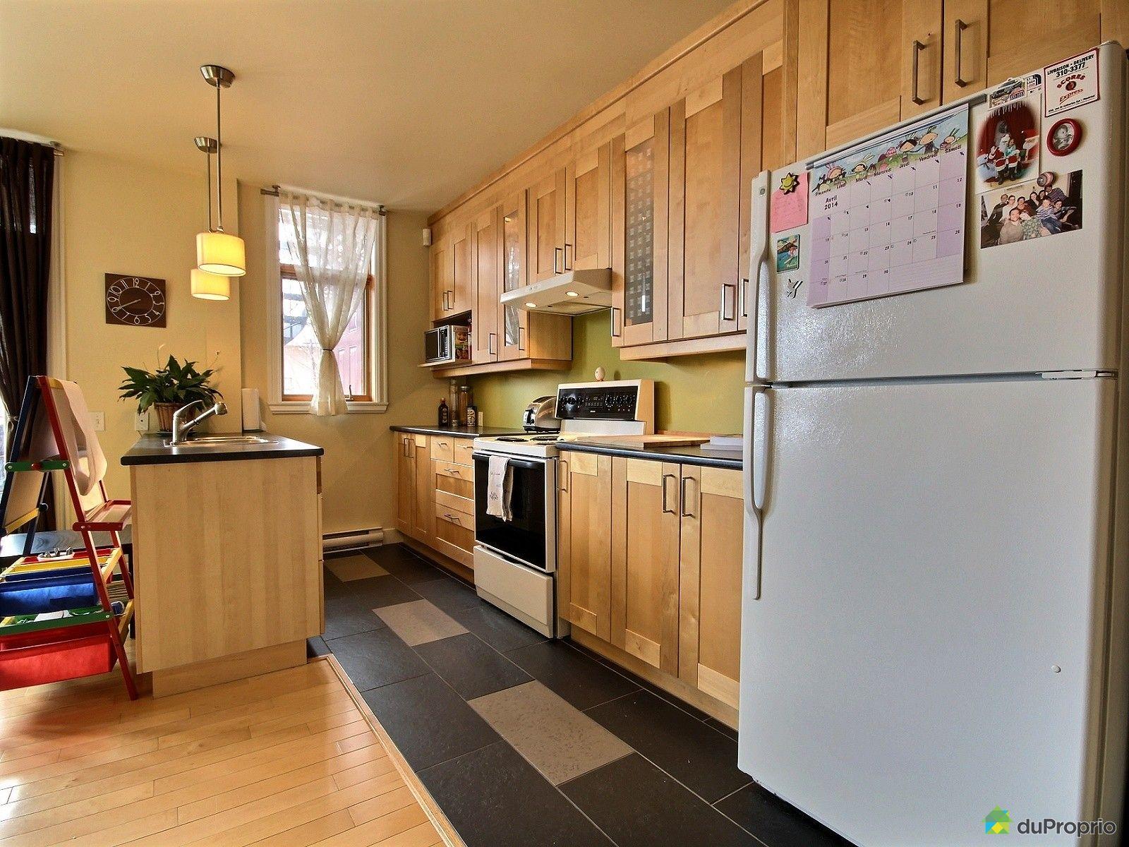 Condo vendu montr al immobilier qu bec duproprio 506789 for Cuisine ouverte tard montreal