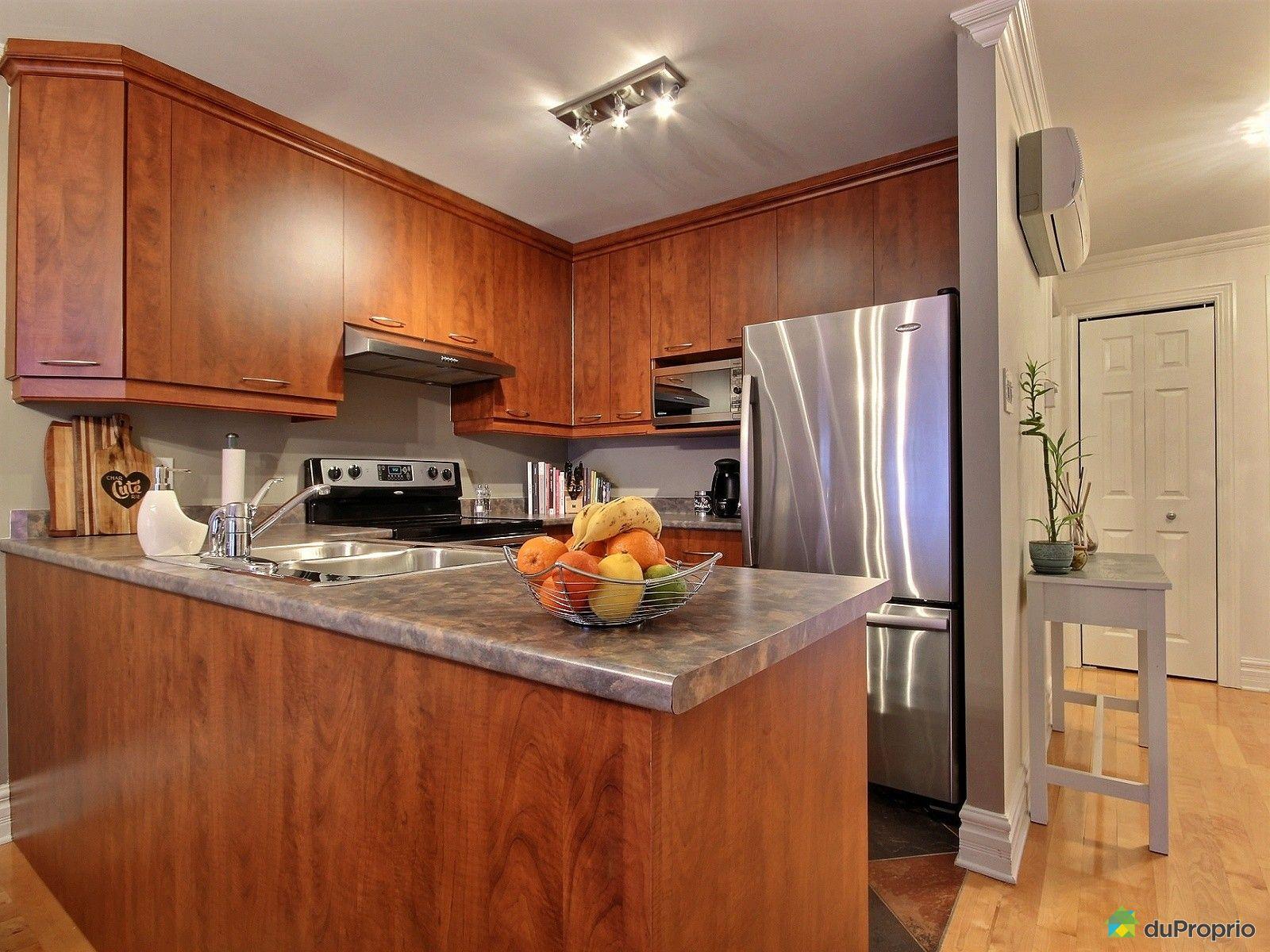 Condo vendu montr al immobilier qu bec duproprio 669015 for Cuisine ouverte tard montreal
