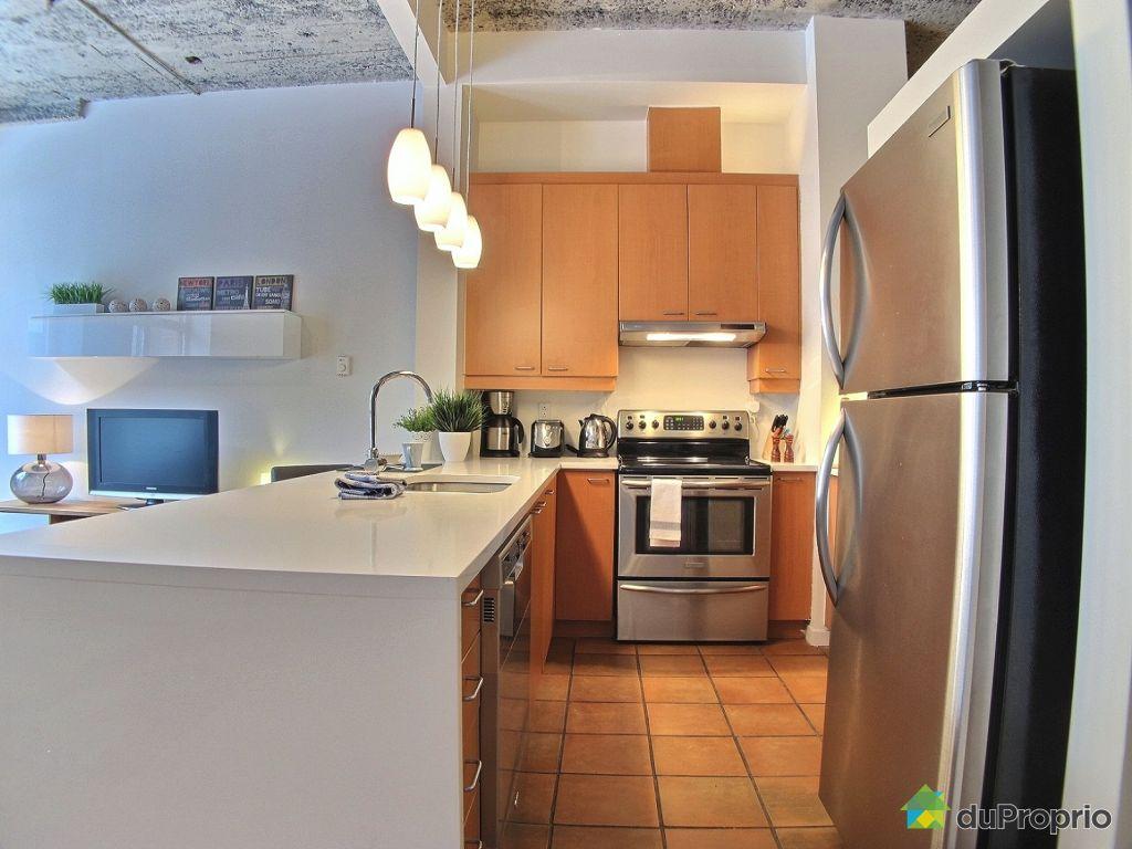 Condo vendre montr al 20 211 rue des soeurs grises for Cuisine ouverte tard montreal