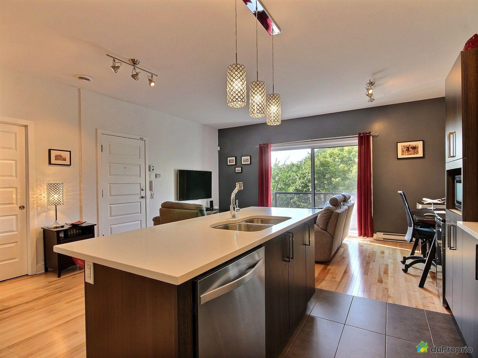 condo vendu montr al immobilier qu bec duproprio 583085. Black Bedroom Furniture Sets. Home Design Ideas