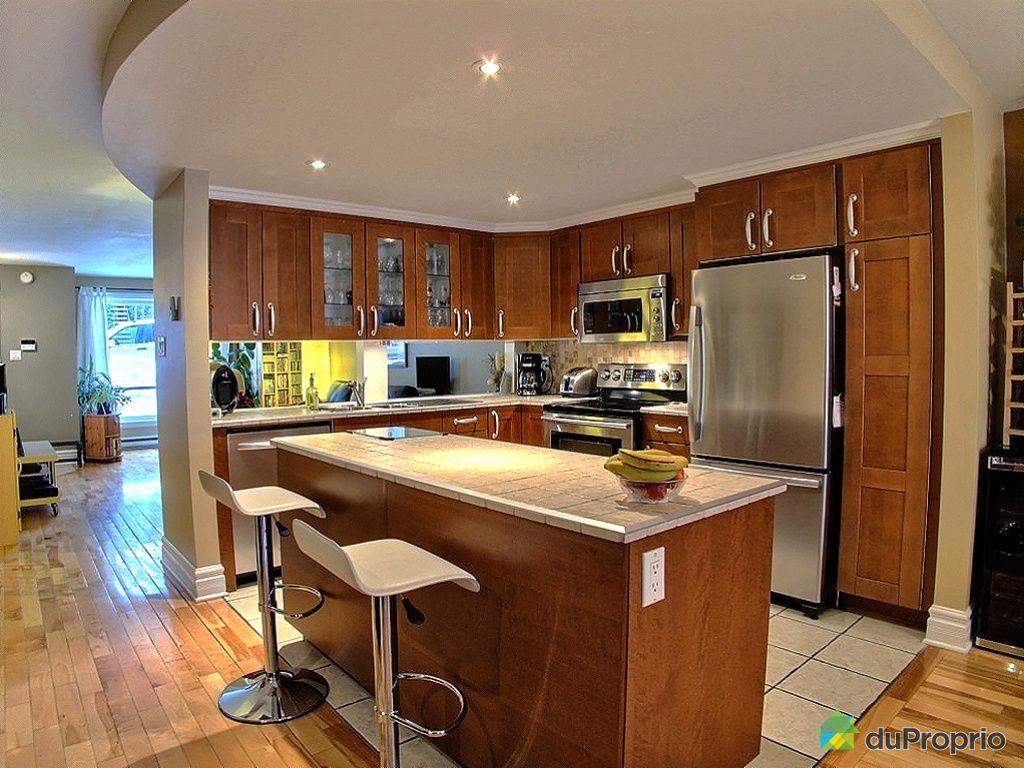 Condo vendu montr al immobilier qu bec duproprio 382204 - Elle suce dans la cuisine ...