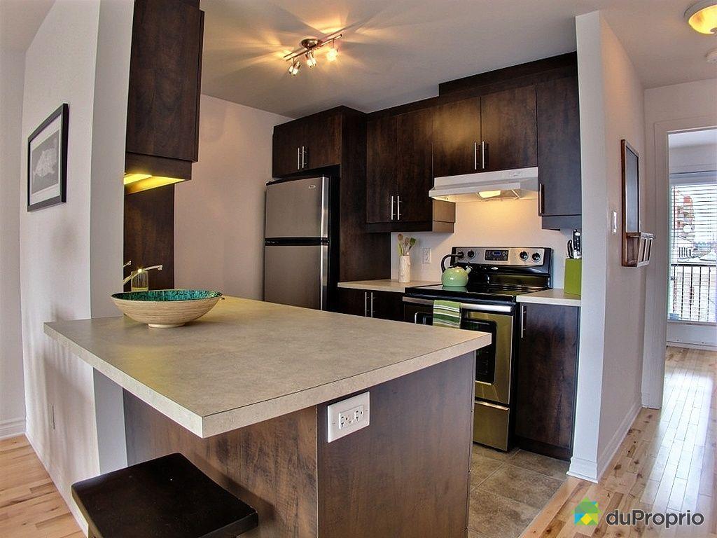 Condo vendu montr al immobilier qu bec duproprio 353218 for Cuisine ouverte tard montreal