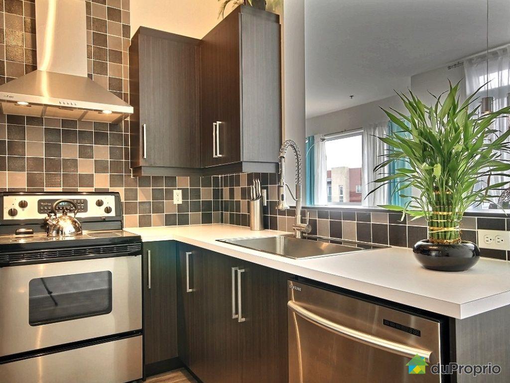 Condo vendu st hubert immobilier qu bec duproprio 435665 - Hotte de cuisine stainless ...