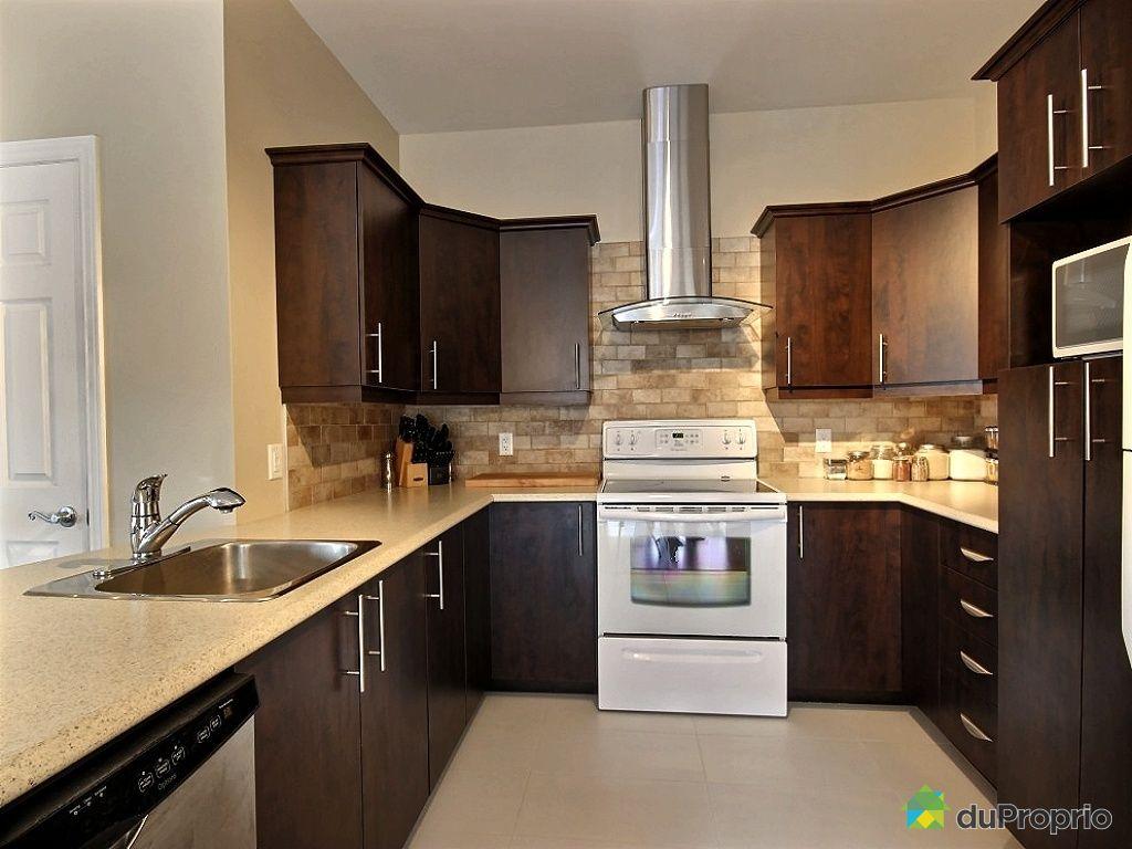 Condo vendre ste brigitte de laval 104 12 rue du for Cuisine et salle de bain laval
