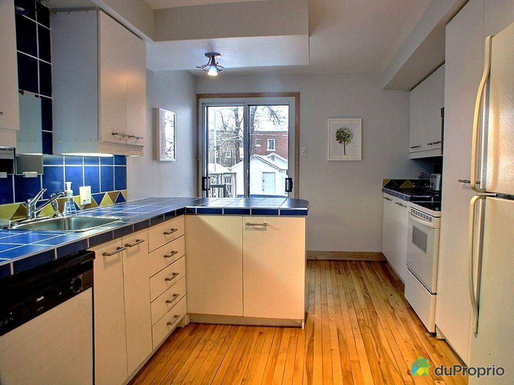 duplex vendu montr al immobilier qu bec duproprio 299935. Black Bedroom Furniture Sets. Home Design Ideas