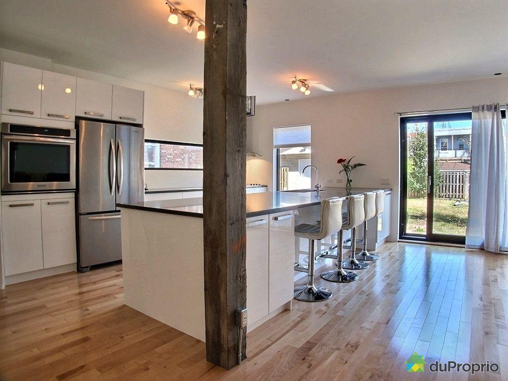 duplex vendu montr al immobilier qu bec duproprio 459583. Black Bedroom Furniture Sets. Home Design Ideas