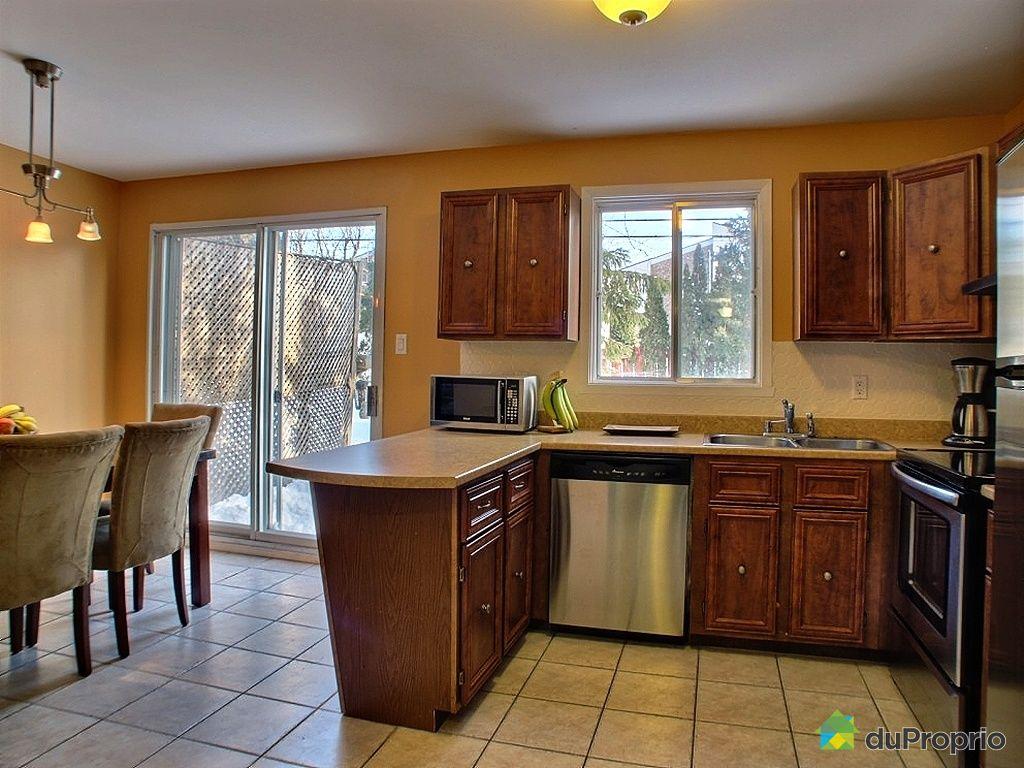 Jumel vendu montr al immobilier qu bec duproprio 395337 for Ares cuisine pointe claire